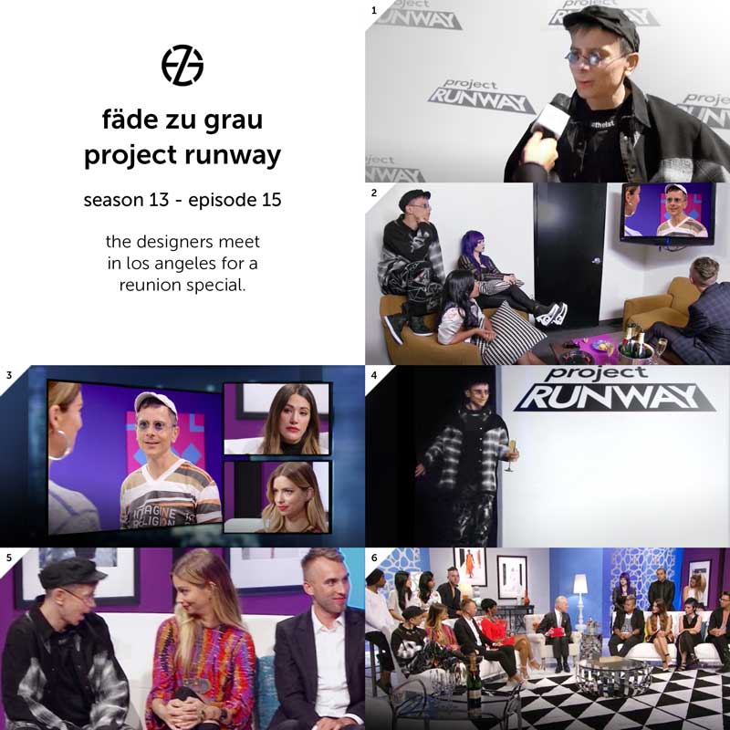 images from project runway season 13, episode 15